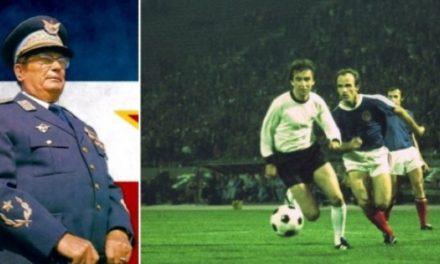 Kako je Tito prodao Nijemcima utakmicu i izbjegao bankrot
