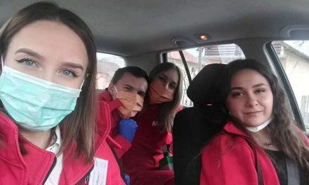 Volonteri Crvenog križa Kiseljak na raspolaganju starijim od 65 godina i ostalim potrebitim