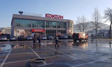 Kiseljak: Dezinfekcija u ranim jutarnjim satima