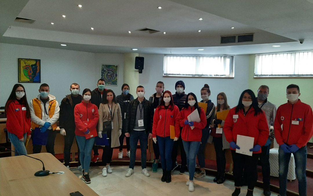 Kiseljak: Volonteri aktivno rade na terenu