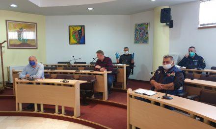 Kiseljak: Održan sastanak Stožera civilne zaštite