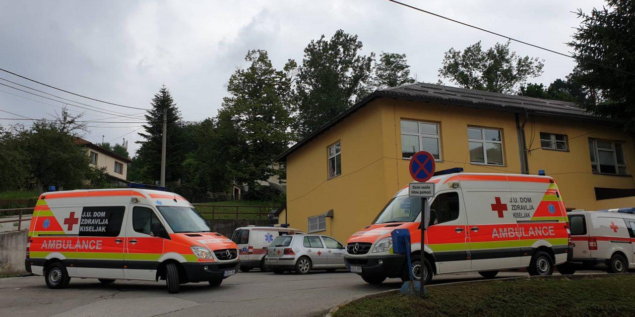 """JU """"Dom zdravlja Kiseljak: Sa radom počinje kardiološka ambulanta"""
