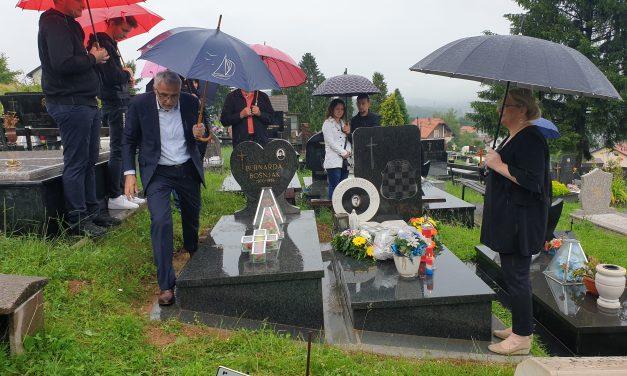 Obilježena obljetnica pogibije Marinka Bošnjaka