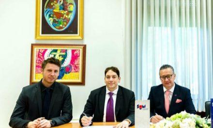 Potpisan memorandum o suradnji SUMa s Aluminij Industries i M.T. Abraham Group