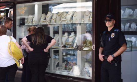 U Tužiteljstvo predana dva mladića osumnjičena za pljačku zlatarne na Baščaršiji