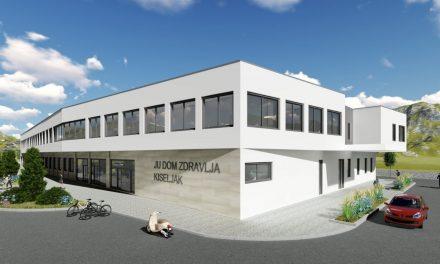 Izabran izvođač radova za izgradnju nove zgrade Doma zdravlja u Kiseljaku FAZA-2