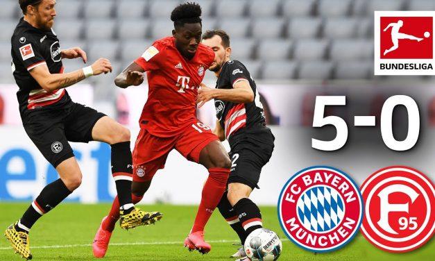 Bayern je s lakoćom i zastrašujućim autoritetom uzeo bodove kod Bayera te došao sasvim blizu matematičke potvrde naslova prvaka Njemačke