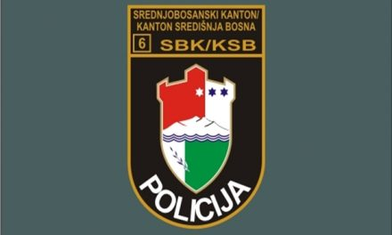 Tijekom protekla 24 sata na području KSB prijavljena su 4 kaznena djela