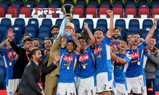 Napoli uzeo šesti Kup u povijesti nakon lutrije penala