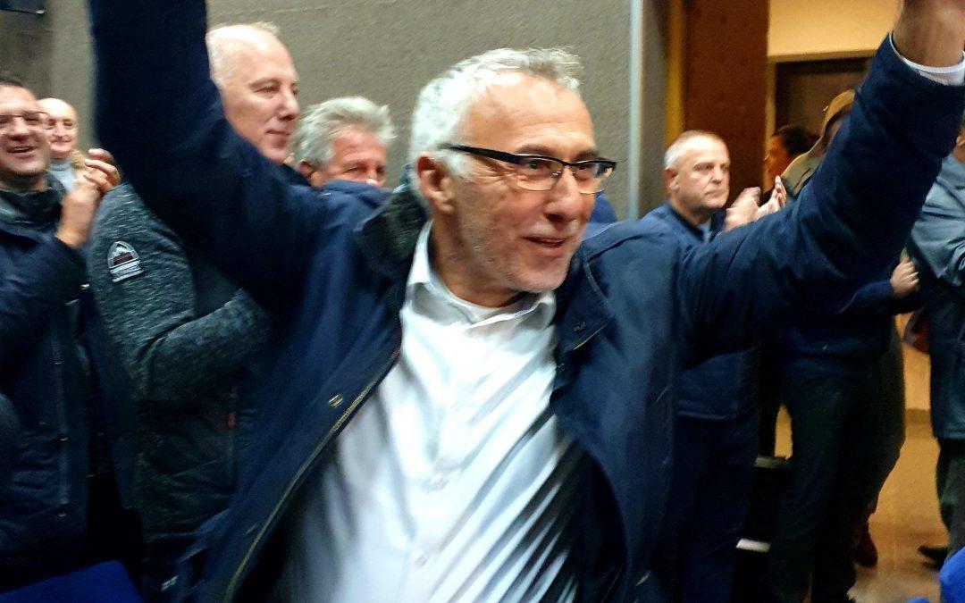 KISELJAK SLAVI: Mladen Mišurić Ramljak je načelnik općine