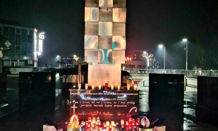 Kiseljačani zapalili svijeće za tragično preminule u Posušju
