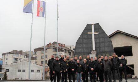 Održana Izvještajna skupština Udruge veterana 4. bojne vojne policije Domovinskog rata HVO HB