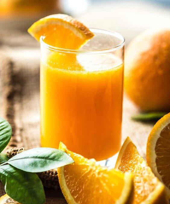 Sok od naranče za savršeni početak dana