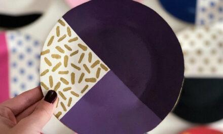 Mlada Fojničanka izrađuje unikatne tanjire: Ideje kupaca pretvaram u stvarnost