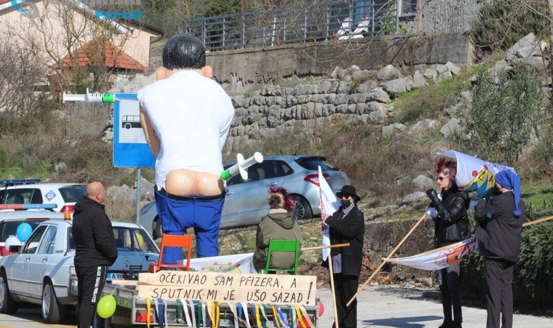 FOTO   Krenulo maškarsko ludilo u Čapljini