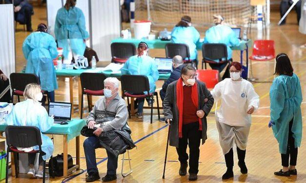 U Zagrebu kreće masovno cijepljenje stanovništva
