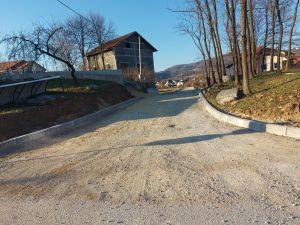FOTO: Izgradnja nove gradske prometnice u Kiseljaku