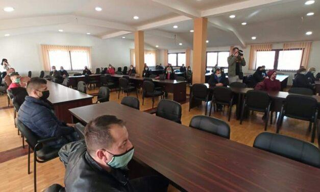 ŠGD Šume Središnje Bosne: Svečano potpisano 109 ugovora o radu na određeno radno vrijeme