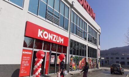 Preuređena Konzum trgovina u Kiseljaku