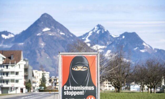 U Švicarskoj danas referendum o zabrani pokrivanja lica u javnosti