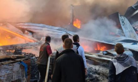 U požaru na Ilidži nije bilo ozlijeđenih, pričinjena materijalna šteta