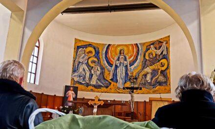 Foto: Blagoslov hrane za Uskrs u crkvi BDM Brestovsko