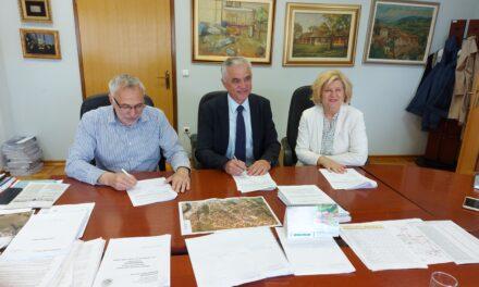 Potpisan Sporazum o zajedničkom financiranju javne nabave za usluge dopunske izmjere KO Gromiljak