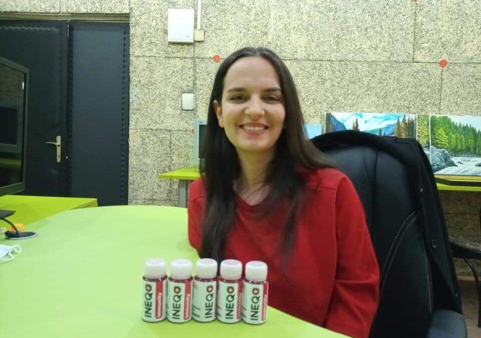 Trodnevna vitaminska bomba: INEQO immunity booster