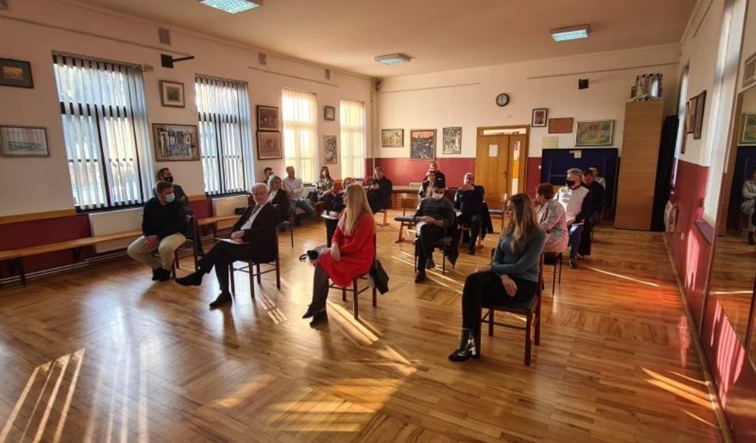 U Vitezu održan sastanak svih podružnica HKD Napredak iz Središnje Bosne, podržana inicijativa o izmjenama Zakona o kulturi