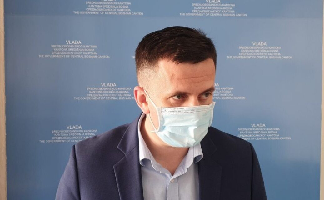 Anto Matić: Zabrana kretanja u KSB usklađena sa mjerama u FBIH (VIDEO)