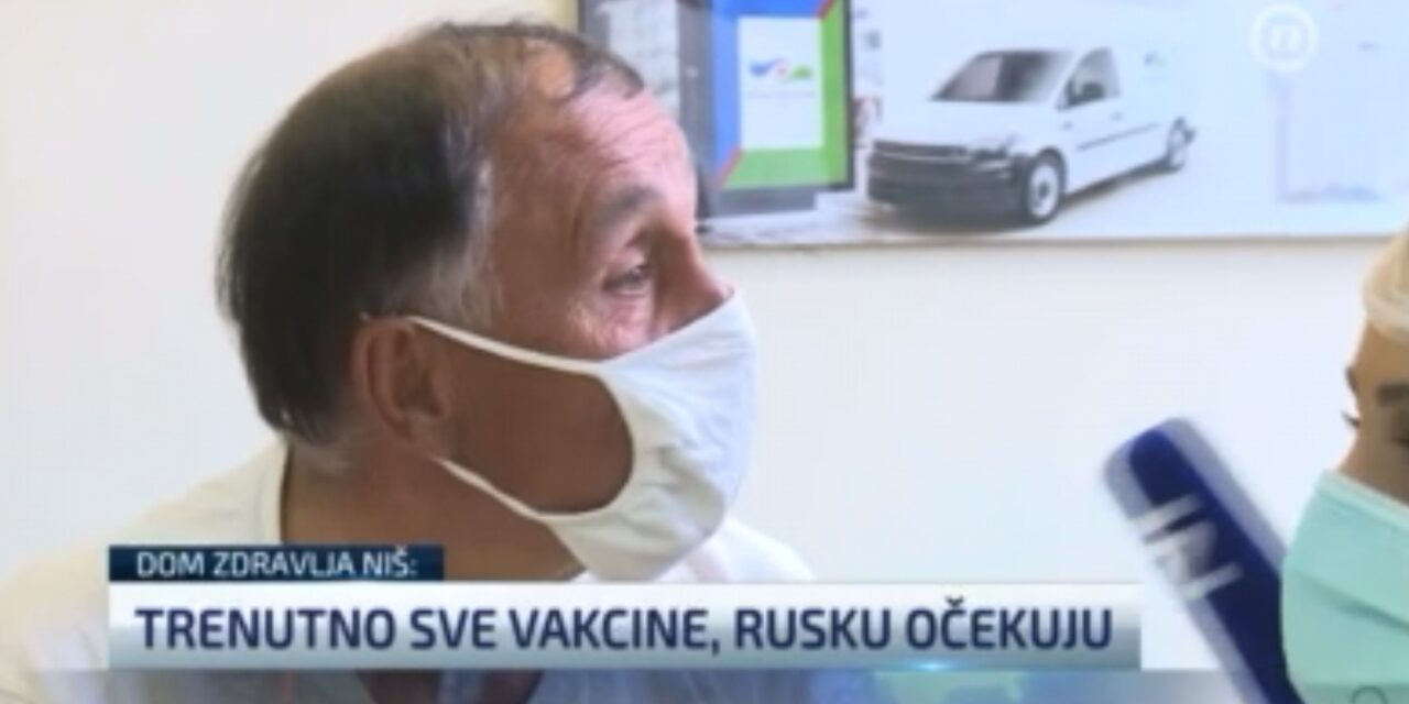 Muškarac izjavio da je primio Raiffeisen cjepivo