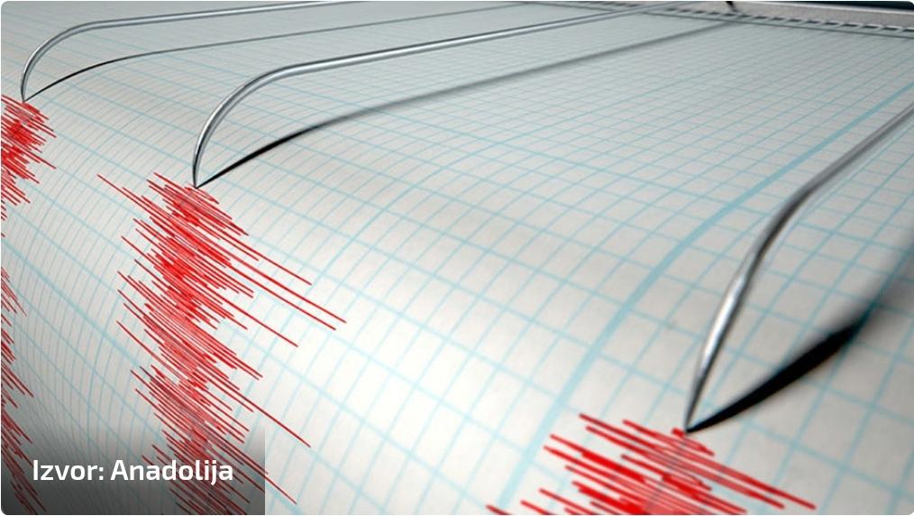 Na Baniji novi potres magnitude 3 po Richteru