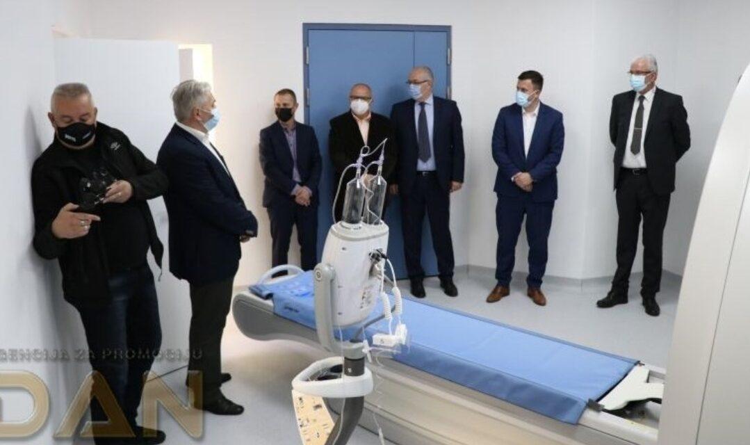 ANTO MATIĆ: Nabavom CT uređaja Ministarstvo pokušava stvoriti bolje zdravstvene uvjete našim korisnicima