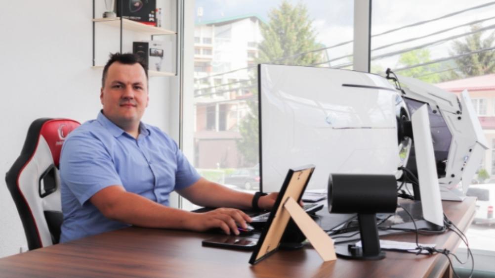Upoznajte vlasnika Doper Tech, najopremljenije trgovine IT opremom u BiH