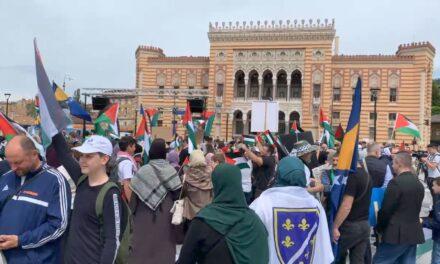 U Sarajevu danas skup potpore Palestincima