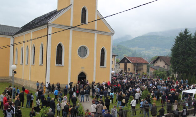 Patron župe Busovača: Sveti Anto je naš uzor, učitelj i putokaz