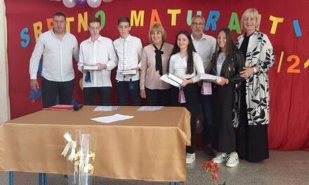 Nagrađeni najbolji učenici Osnovne škole Gromiljak
