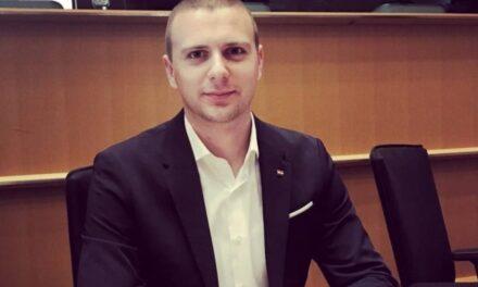 Boris Mrnjavac iz Kiseljaka izabran za zamjenika predsjednika Mladeži HDZ-a BiH