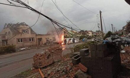 Tornado protutnjao Češkom i ostavio pet mrtvih i apokaliptične scene