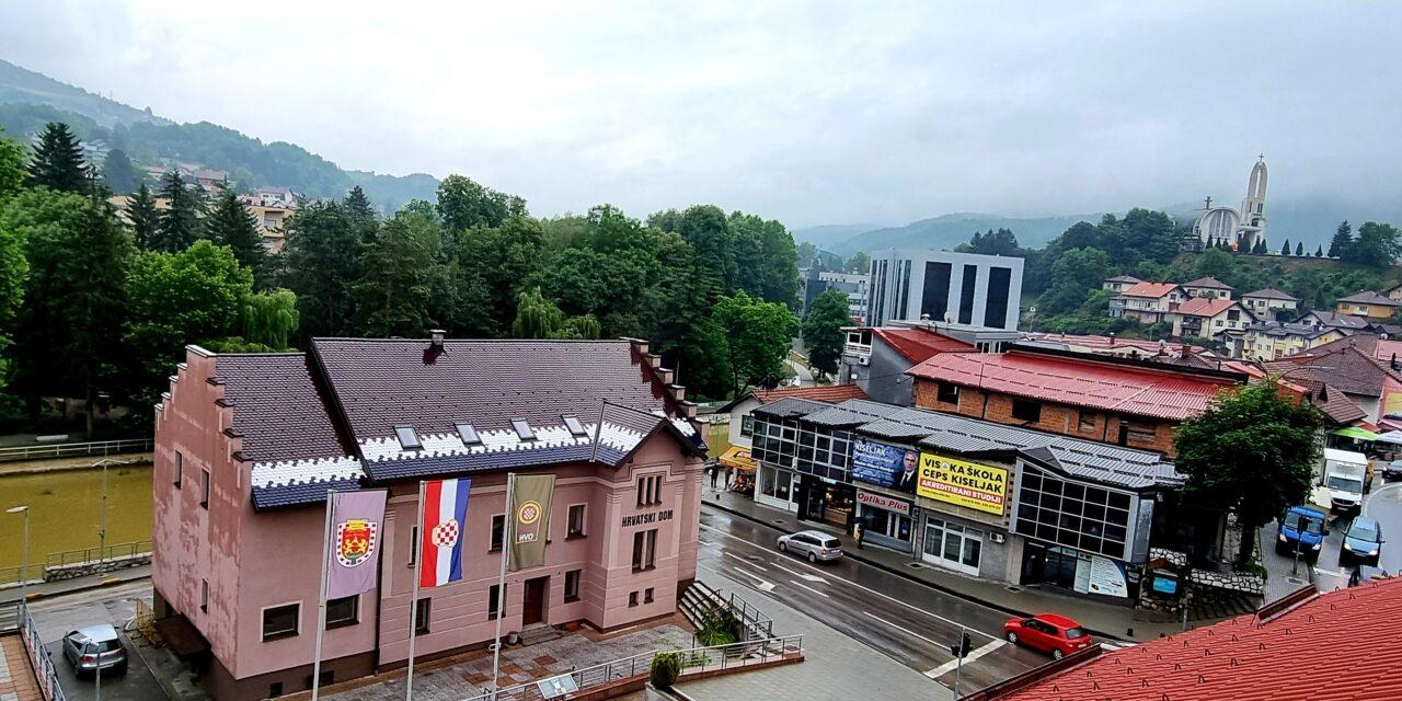 Narančasti meteoalarm za veći dio BiH, očekuju se obilne kiše