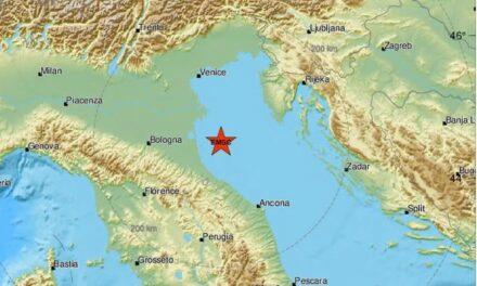Zatreslo u podmorju sjevernog Jadrana: 4,2 prema Richteru