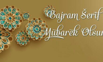 Blagdansku čestitku povodom Kurban-bajrama svim vjernicima islamske vjeroispovijesti uputio je načelnik općine Kiseljak
