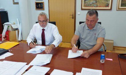 Kiseljak: Rekonstrukcija dijela vodovodne mreže