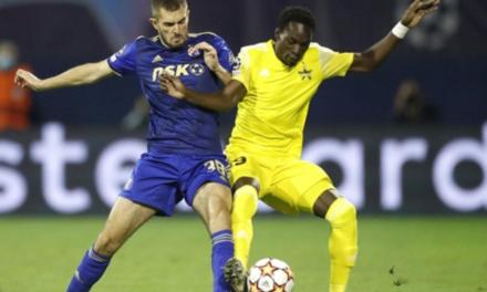 NOVOTRAVNIČANIN U LIGI PRVAKA: Šerif poslao Dinamo u Europsku ligu