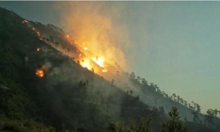 Kiša stabilizirala požar u Donjoj Jablanici, još uvijek gori u Konjicu i Stocu