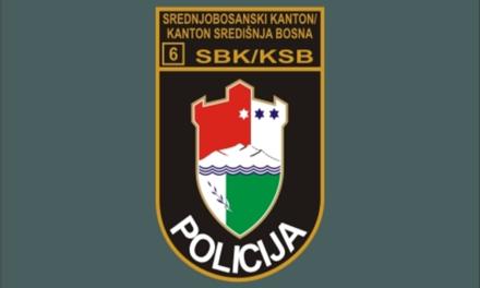 Tijekom protekla 24 sata na području KSB prijavljena su dva kaznena djela