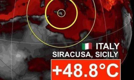 Danas je u Europi izmjerena najviša temperatura ikad!