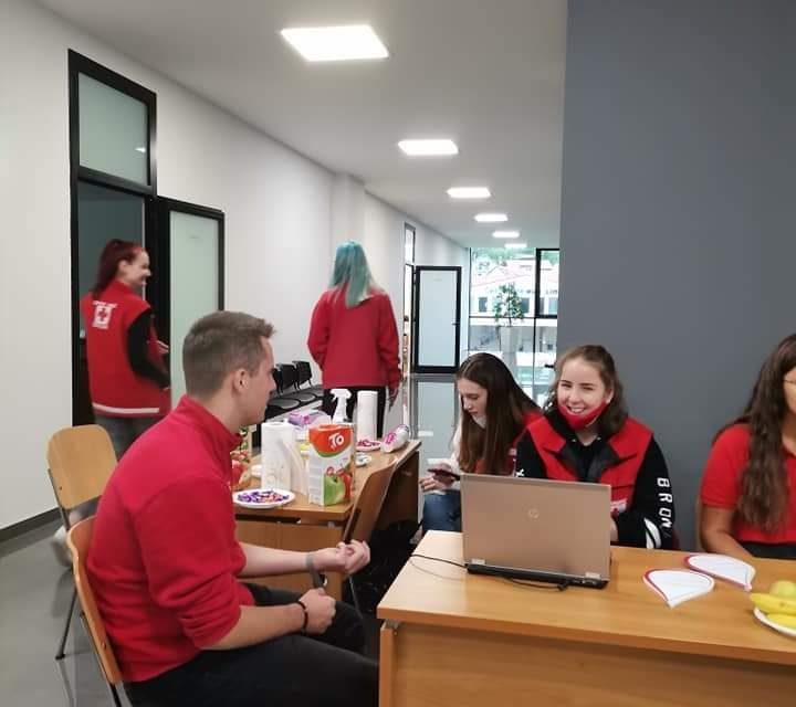 U Kiseljaku održana akcija dobrovoljnog darivanja krvi: Dragocjenu tečnost dale 22 osobe