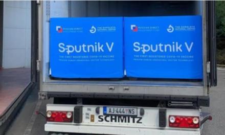 Još 25.000 doza Sputnjika V stiglo u Banju Luku