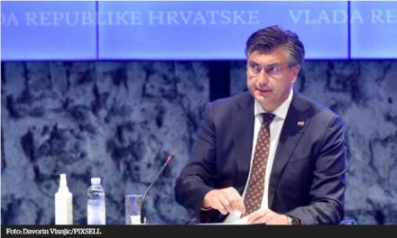 Plenković: Izjave koje bi vodile separatizmu ili odvajanju jednog od entiteta od BiH nisu korisne